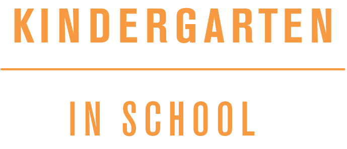 Kindergarten, in-school