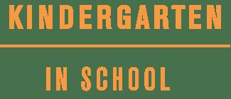 Kindergarten, in-school