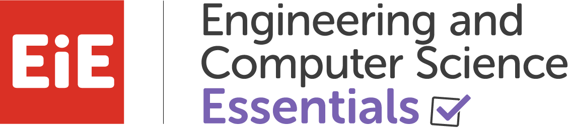 EiE | Engineering and Computer Science Essentials Logo