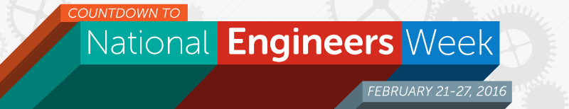 Countdown to National Engineers Week