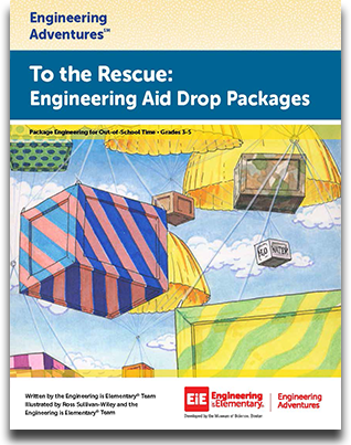 To the Rescue: Engineering Aid Drop Packages